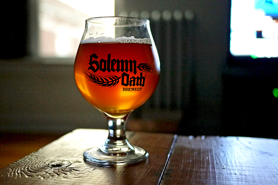 solemn oath brewing pain cave