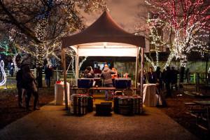 brew lights louis glunz tent