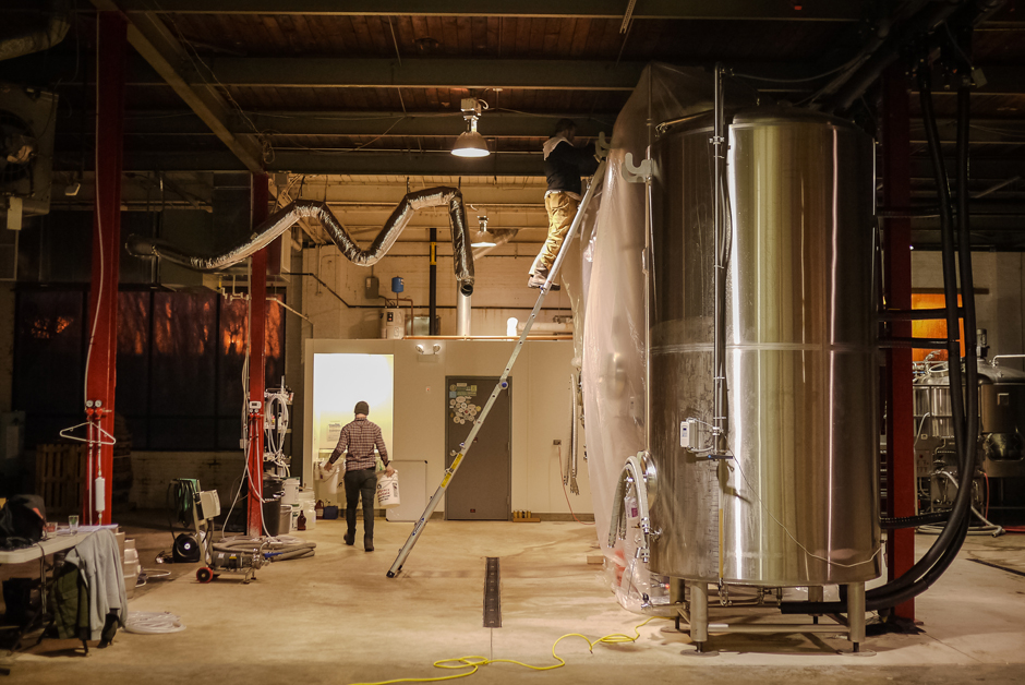 alarmist brewing tanks