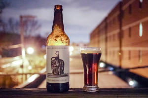 maplewood brewing brownie points english brown ale