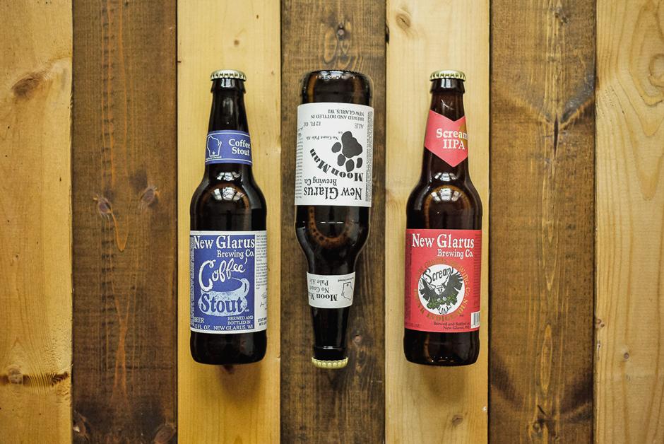 new glarus beers
