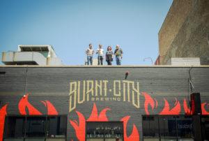 burnt city beer chicago