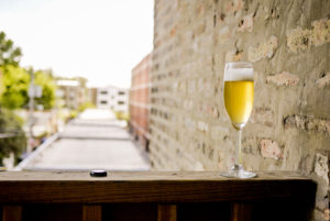 lake effect brewing inland series wild white ale