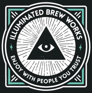 illuminated brew works logo