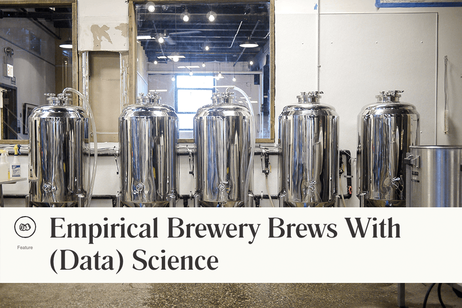 empirical brew by data science